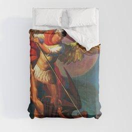 Saint Michael the Warrior Archangel Comforters