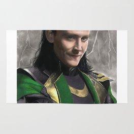 Loki Fanart Rug