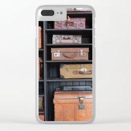 Next Stop.... Clear iPhone Case