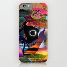 Eclispe iPhone Case
