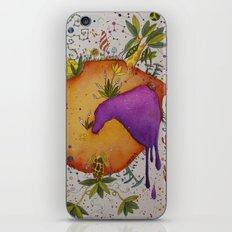the strange planet iPhone & iPod Skin