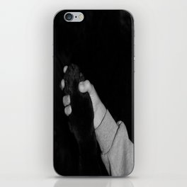 Love For My Dog [SWAG] iPhone Skin