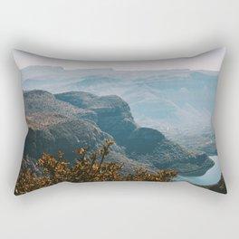 Blyde River Canyon Rectangular Pillow