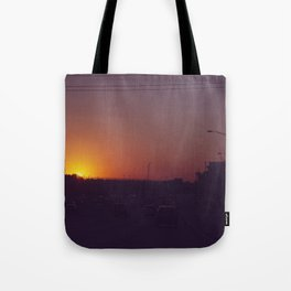 Route 80 Tote Bag