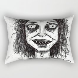 CRAZY DUDE Rectangular Pillow
