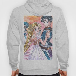 Sailor Senshi Together Hoody