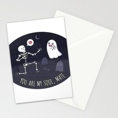 You Are My Soulmate Stationery Cards