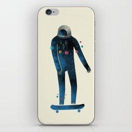 Skate/Space iPhone Skin