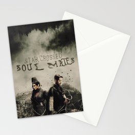 Outlaw Queen / Star Crossed Stationery Cards