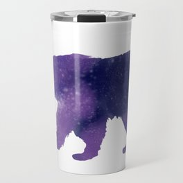 Some Bear Out There, Galaxy Bear Travel Mug