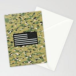 Camouflage: Woodland IV Stationery Cards