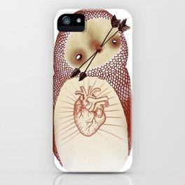 arrow owl  iPhone Case