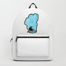 Tahoe Biker Bear 2 Backpack