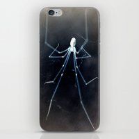 alien iPhone & iPod Skins featuring ALIEN by  Agostino Lo Coco