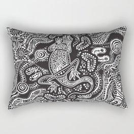 Gugar Bloodlines Rectangular Pillow