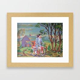Country Adventure! Framed Art Print