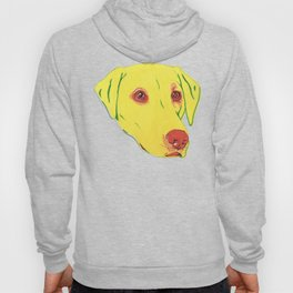 Yellow Labrador Hoody