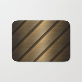 Copper Brass Metal Pipe Bath Mat
