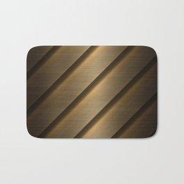 Copper Brass Metal Pipe Bath Mat