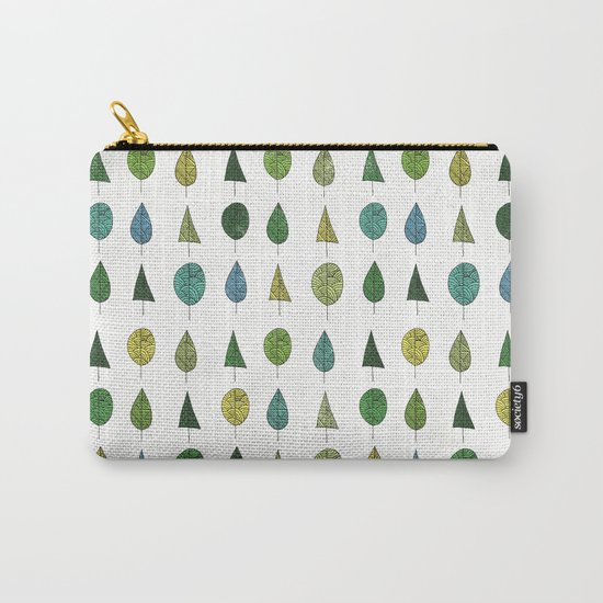 TREES MAKE A FOREST Carry-All Pouch