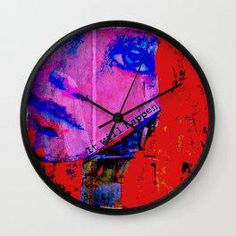 Believe it... Wall Clock