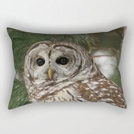 Big beautiful eyes Rectangular Pillow