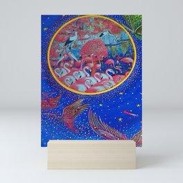 Le paradis perdu Mini Art Print