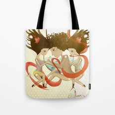 Doll Sunkissed Bipolar Love  Tote Bag
