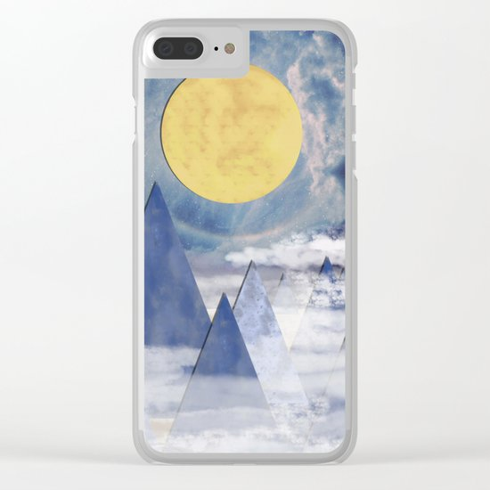 Far from home Clear iPhone Case