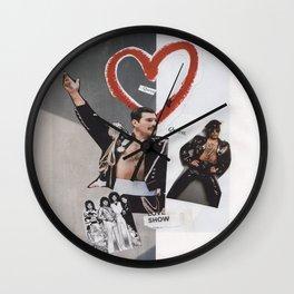 Q U E E N Wall Clock