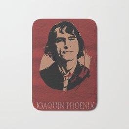 Joaquin Phoenix Bath Mat