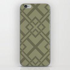 Simple Geometric iPhone & iPod Skin