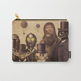 Victorian Wars  - square format Carry-All Pouch