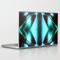 flash Laptop & iPad Skins featuring Flash by FakeFred