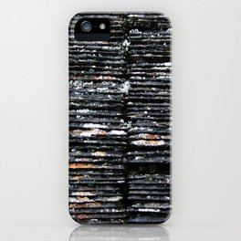 Slated iPhone Case