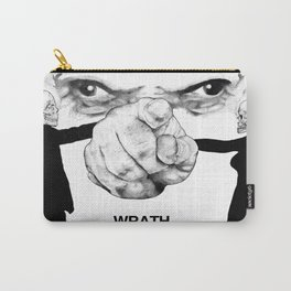 7 DEADLY SINS : WRATH Carry-All Pouch