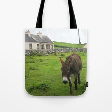 Irish Cottage Tote Bag