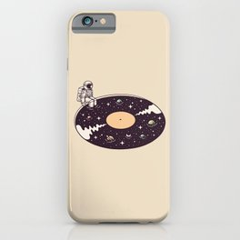 Cosmic Sound iPhone Case