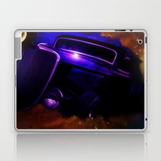 Blue Galaxy Hotrod Laptop & iPad Skin