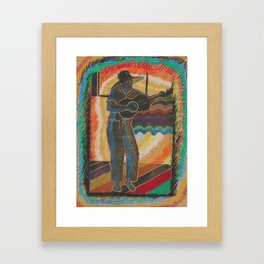Irie Reggae 2 Framed Art Print