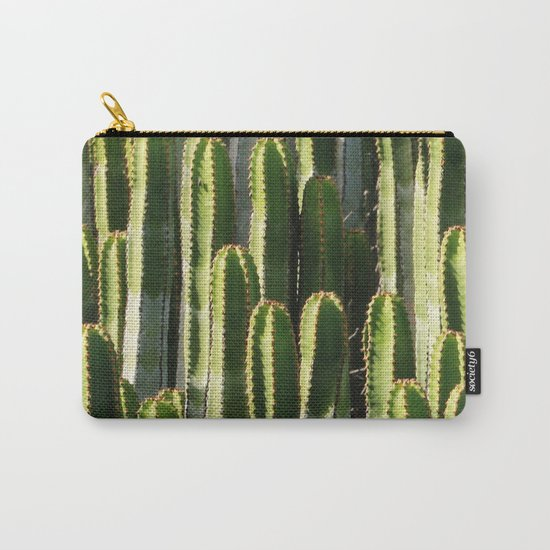 Prickly Day Carry-All Pouch