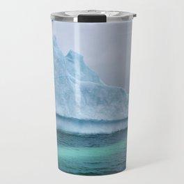 Arctic Glacier Travel Mug