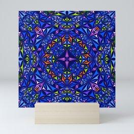 Kaleidoscope 2. Mini Art Print