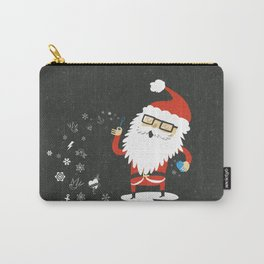 Hipster Noel Carry-All Pouch