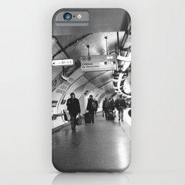 Paris, 2007 iPhone Case