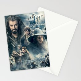 Battle is Coming Stationery Cards