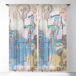 Salvation Sheer Curtain