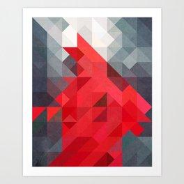 This Time 02. Art Print