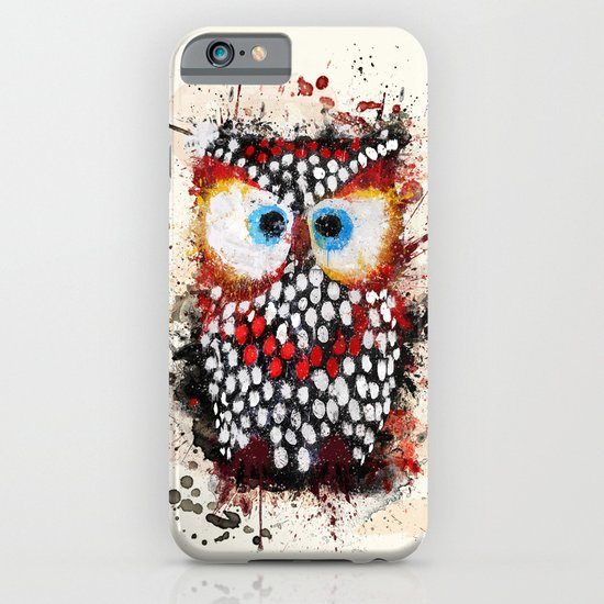 The Owl iPhone & iPod Case