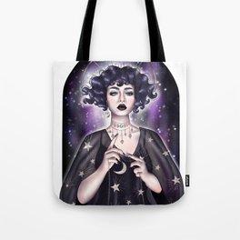 Nyx Goddess of Night Tote Bag